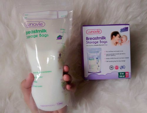 Breastmilk Storage Bags Lunavie
