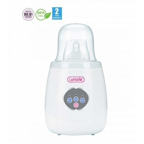 electronic bottle & baby food warmer