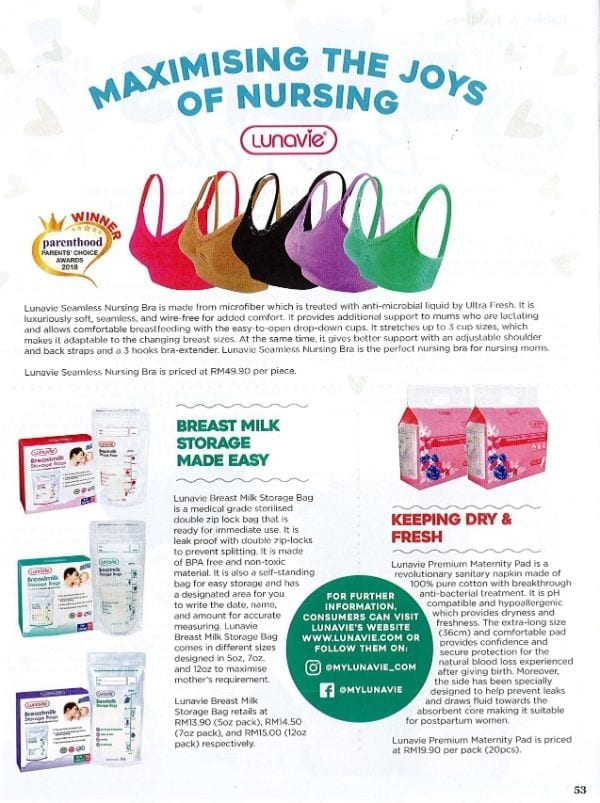 Parenthood-Your No.1 Baby Magazine
