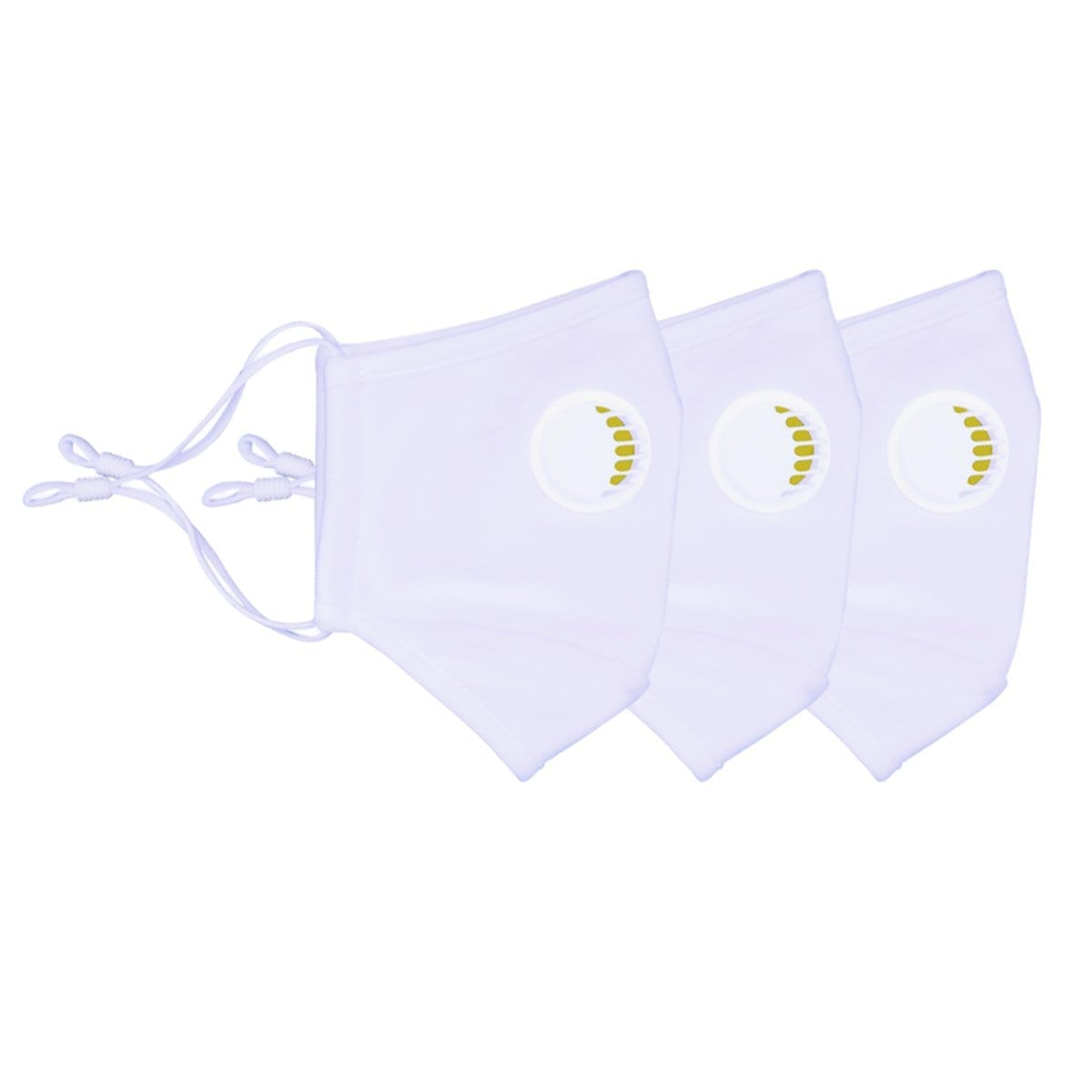 Air Face Mask-White 3 pcs-jpg