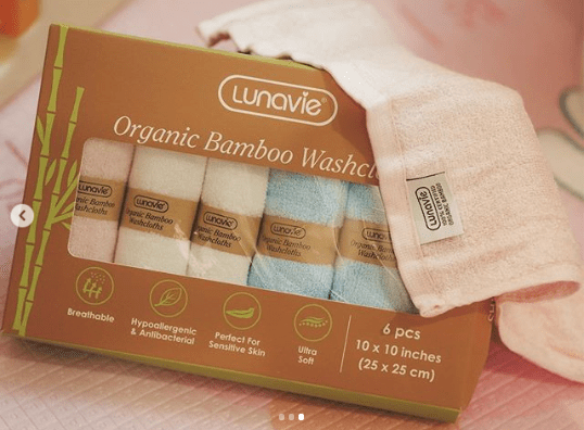 washcloth review