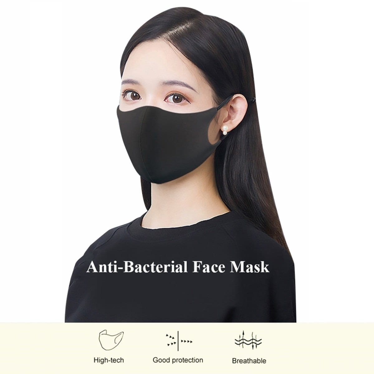 Lunavie 3D Face Mask