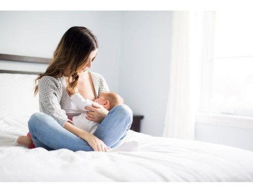 Breastfeeding: How Does Breast Milk Production Works?